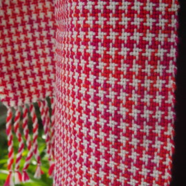 Gala Houndstooth