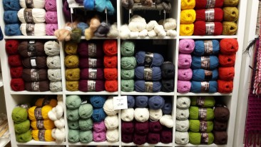 Well stocked with White Gum Wool